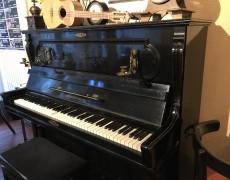 Hauke Ströh – Caféhaus-Piano